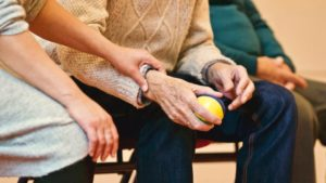 aging and long-term care