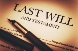 how to change a will